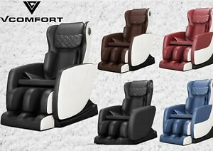vComfort™ Full Body Electric Shiatsu Zero Gravity Recliner Massage Chair, Kiddo
