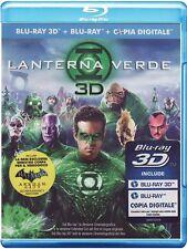 GREEN LANTERN - 3D Blu-Ray -
