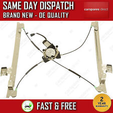 DODGE CARAVAN MK4 2000>2007 FRONT LEFT SIDE WINDOW REGULATOR WITH 2 PIN MOTOR