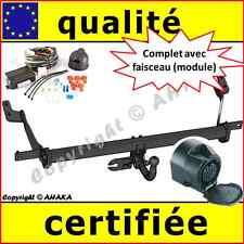 13b uni. Tepee 4380 mm 08-18 Attelage fixe+faisc Peugeot Partner II Furgon