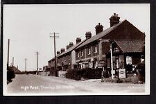 Trimley St. Martin - between Ipswich & Felixstowe - real photographic postcard
