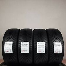 Pneumatici Usati 205/55 R16 91V M+S Goodyear 4S - 50/60% +4/5mm Gomme 4 Stagioni