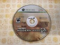 Call of Duty: Modern Warfare 2 (Microsoft Xbox 360, 2009) - DISC ONLY