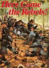 Avalon Hill ACW  Here Come the Rebels! EX