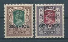 234983) Birma Dienst Nr.52-53**