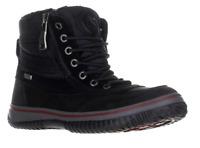 PAJAR BLACK GEAR MENS' LEATHER & NYLON BOOT - New in Box - Pick Size