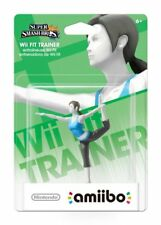 Nintendo amiibo Wii Fit Trainer figure
