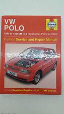 Haynes No 3500 VW Polo M to S Petrol & Diesel 1994 – 1999 Service Manual