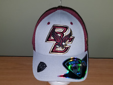 Boston College Eagles NCAA Gray and  Maroon Fitted M/L TOW New Hat