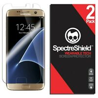 (2-PACK) For Samsung Galaxy S7 Edge Screen Protector Spectre Shield USA
