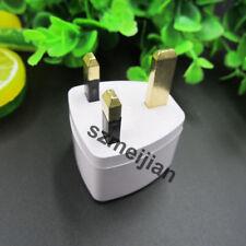 UK Plug Adatper Universal Socket British Standard Travel Accessories 3pcs/lot