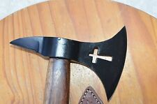 Carbon steel handmade Crusader Battle/Hunting axe fromThe Eagle Collection ASM10