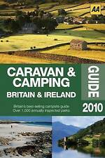 Caravan and Camping Britain 2010 (AA Lifestyle Guides), ,  Book