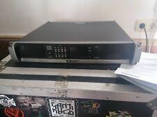 Qsc cxd4.5q DSP 4 channel power amplifier etapa amplificador 4 canales