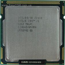 Intel Core i5-650 Processor 3.20 GHz 4 MB Cache Socket LGA1156 cpu