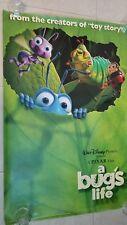 Disney's A Bug's Life movie poster (C) - original 1998 poster