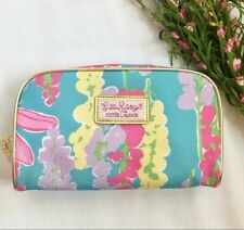 ESTEE LAUDER Makeup Cosmetics Bag Pouch Case, Lilly Pulitzer Edition, Brand NEW!