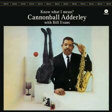 Cannonball Adderley - Know What I Mean [New Vinyl LP] 180 Gram