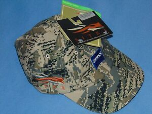NWT  Sitka Optifade Open Country ZEISS Embroidered Hat/Cap  NEW
