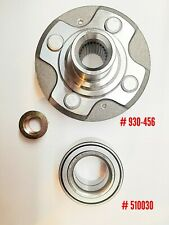 2001-2005 HONDA CIVIC DX EX GX HX LX FRONT WHEEL HUB AND BEARING