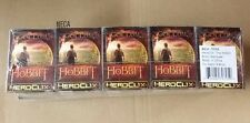 HEROCLIX THE HOBBIT - Brick 10 Gollum Marquee heroclix Figures Sealed