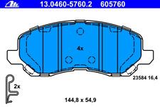 Stahlflex Bremsschläuche Für MITSUBISHI LANCER V 2.0 EVO 3-269PS