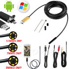 10m 6LED Android Endoscope Waterproof Inspection Camera Micro USB Video Camera