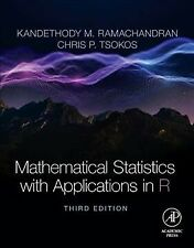 Mathematical Statistics With Applications in R, Paperback by Ramachandran, Ka...