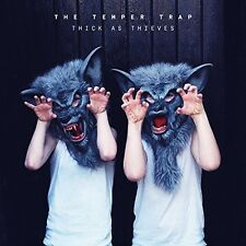 The Temper Trap - Thick As Thieves [New CD]