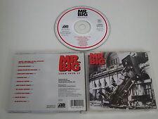 MR. BIG/LEAN INTO IT(ATLANTIC 7567-82209-2) CD ALBUM