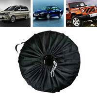 Spare Tyre Cover Wheel Cover Tyre Bag Space Saver For Car Motorhome Van 80*47cm