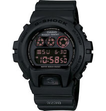 Casio G-Shock Mens Wrist Watch DW6900MS-1 DW-6900MS-1 Digital Black Red