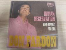 Single /  Don Fardon – Indian Reservation  / DE PRESS / 1968 / RAR /