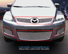 Fits 2007-2009 Mazda CX-7 CX7 Billet Grille Grill Combo Grill