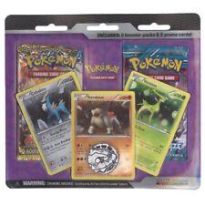 Pokemon Black and White Card Game Booster 2 Pack Cobalion Terrakion Virizion