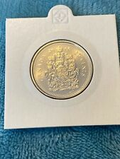 2006 Canada Fifty 50 Cent Coin Combine Shipping Up To 7 Coins $2.99
