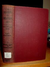 1937 History Theatrical Art Ancient & Modern, Vol. II: Middle Ages, Renaissance