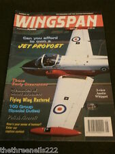 WINGSPAN #135 - POLISH AIRCRAFT - MAY 1996