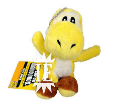 SUPER MARIO BROS. YOSHI GIALLO PELUCHE PORTACHIAVI plush keychain yellow doll ds