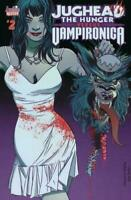 Jughead The Hunger VS Vampironica #2 ARCHIE HORROR COVER A 1ST PRINT