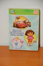 Explore TAG Junior with Scout and Violet LeapFrog Tag Junior