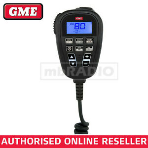 GME MC534B (MC524B) MICROPHONE TO SUIT TX3340 TX3345 TX3440 TX3540 TX3540S