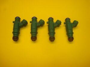 03 04 05 06 Nissan Sentra Fuel Injector SET 166004Z800