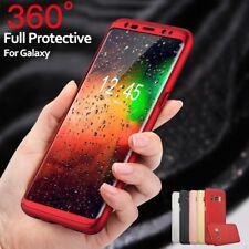 COVER per Samsung J3 / J5 2017 Fronte Retro 360° ORIGINALE Protezione PREMIUM