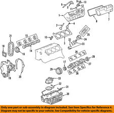 GM OEM-Engine Oil Pan 12604911