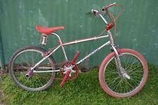 OLD BMX bike !! CHROMED ! CENTURION !!