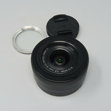 Panasonic Lumix G Vario 12-32mm f/3.5-5.6 Aspherical Mega O.I.S Lens - Filter!