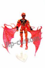 """Toy Biz / Marvel Legends House of M Inhuman Torch 6"""" Action Figure"""