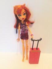 Monster High Doll Coffin Bean Toralei