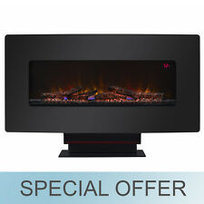 Duraflame Curved Front Electric Wall Mount Fireplace - NEW!
